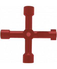 Mufa prelungire tub gofrat M25, GTZMM25