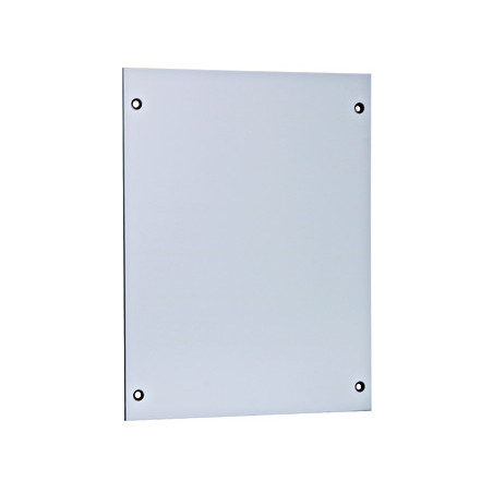Dulap distrib. montaj apl, 2 rânduri, 24UH, uşă transp.BK080102