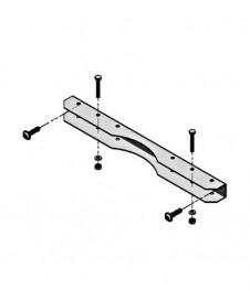 Separator măr. 00, cleme 70 mm², 160 A, pt. sistem de 60mm, SI331980