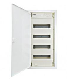 Comutator principal modular 20A, 3poli, 7,5kW, roșu,IN8R2322