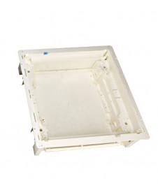 Lampă de semnalizare cu LED, monobloc, 230V-AC, roşu, BZ501215-A
