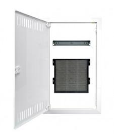 Lano Quadro LED Panel, 48W, 4000K, 3800lm, dim, M600, alb, LID13056