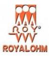 ROYAL OHM
